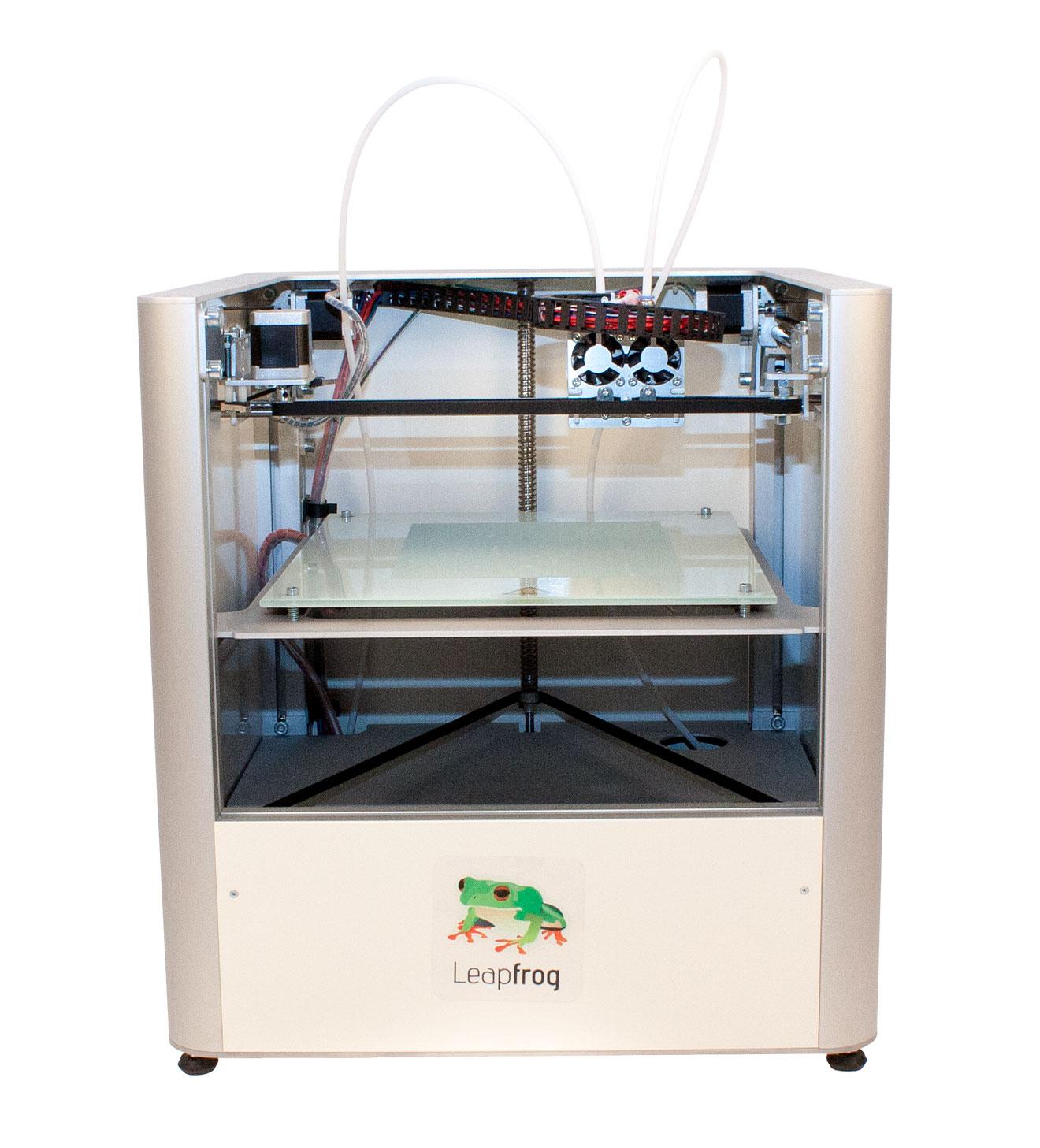 Creatr'14 Leapfrog 3D Printers