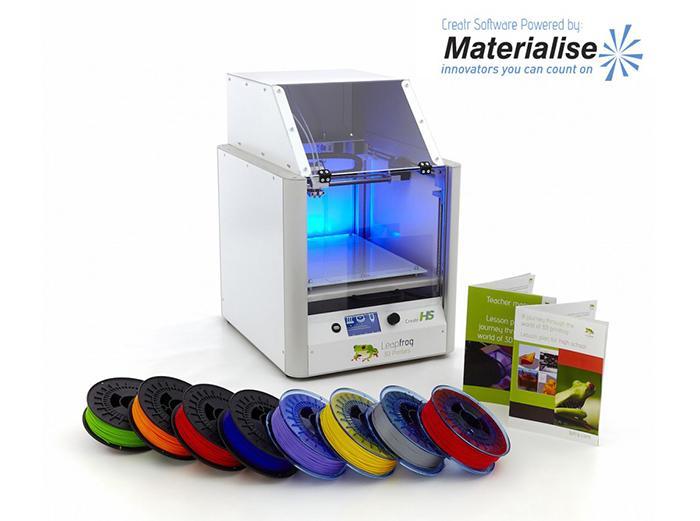 Leapfrog 3D Printers Education package Creatr HS