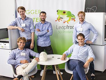 Leapfrog 3D Printing Support team