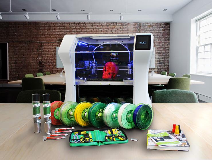 Bolt 3D PrinterEducation Starter pack