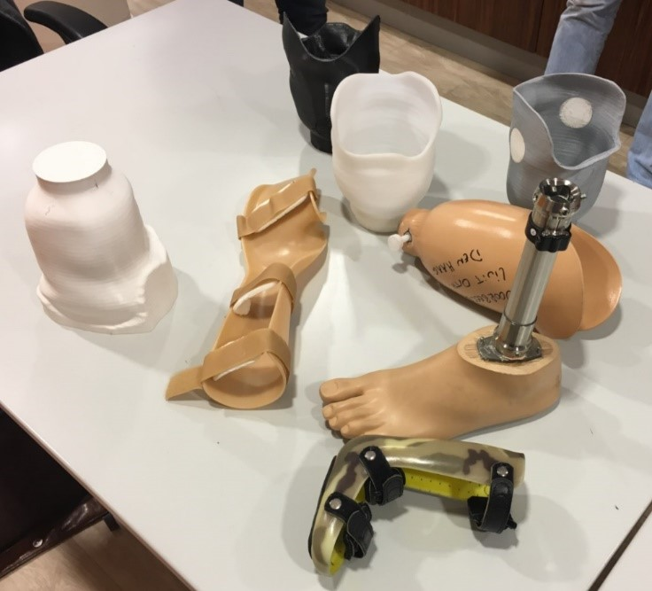 Medical Use Of 3D Printing