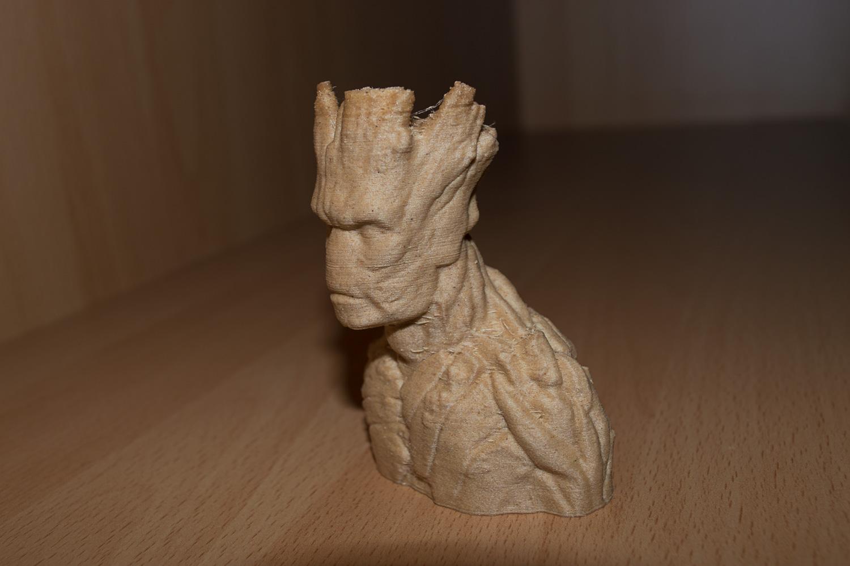 Woodifil - Leapfrog Bolt 3D printer