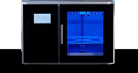 Xeed 3D printer, Leapfrog