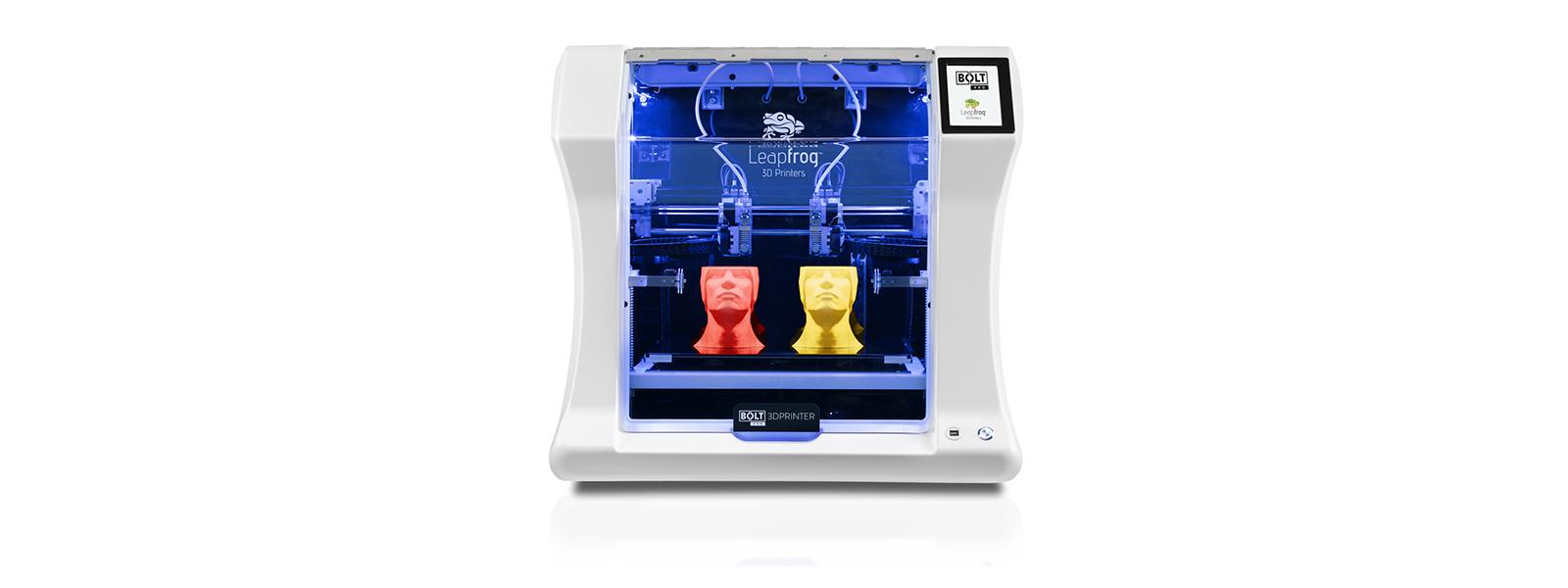 Bolt Pro 3D printer
