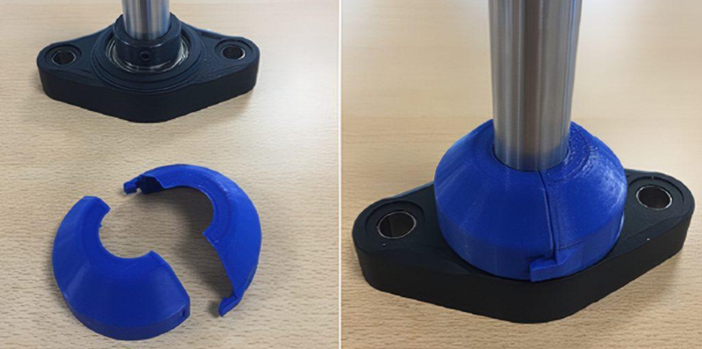 Benier Food Productions Testimonial, Leapfrog 3D printers, Bolt Pro 3D printers, Lpfrg