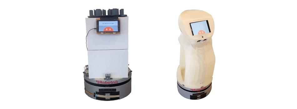 Leapfrog 3D printers, XceL 3D printer, 3D printing a robot, robot design, Decos