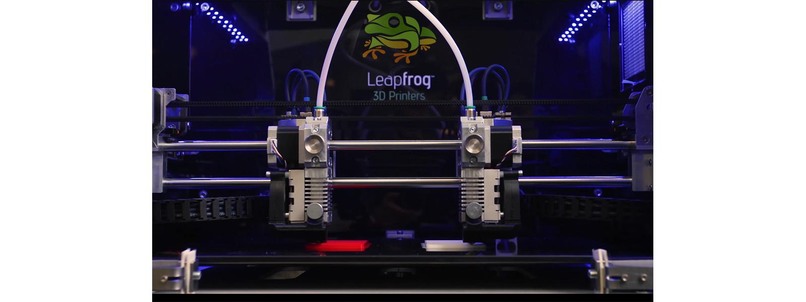 Professional 3d Printer Video Bolt Pro
