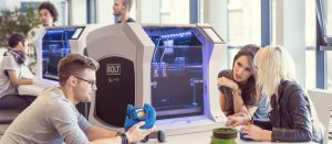 Bolt Pro 3D printer, Leapfrog