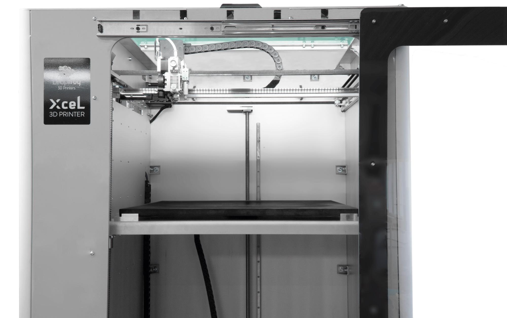 Closed Heat Environment Leapfrog XceL 3D Printer