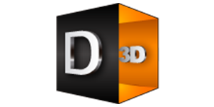 Daemon3D Print UK logo