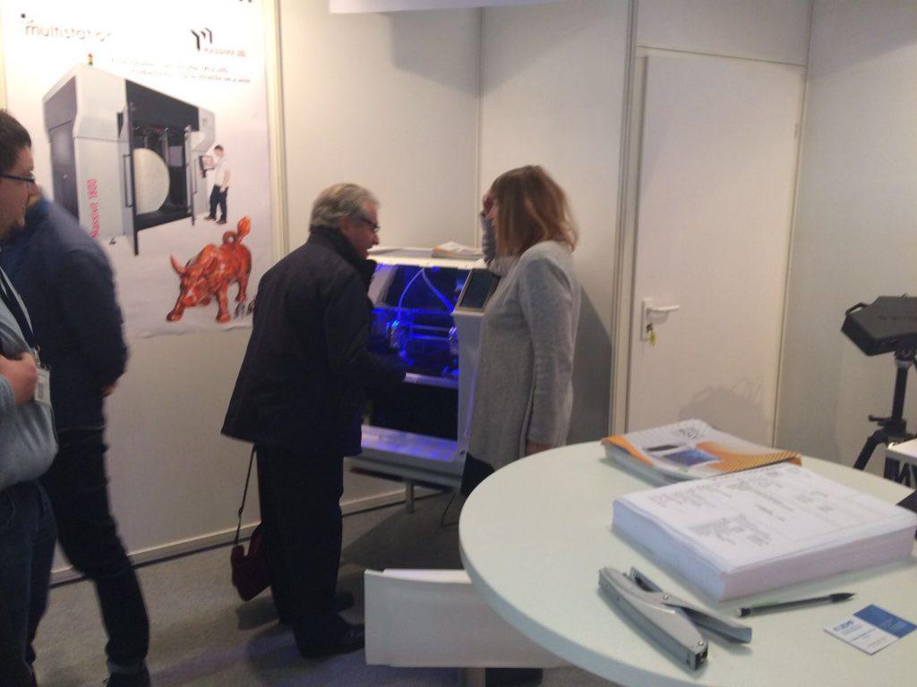 Educated, Bolt Pro 3D printer, Leapfrog