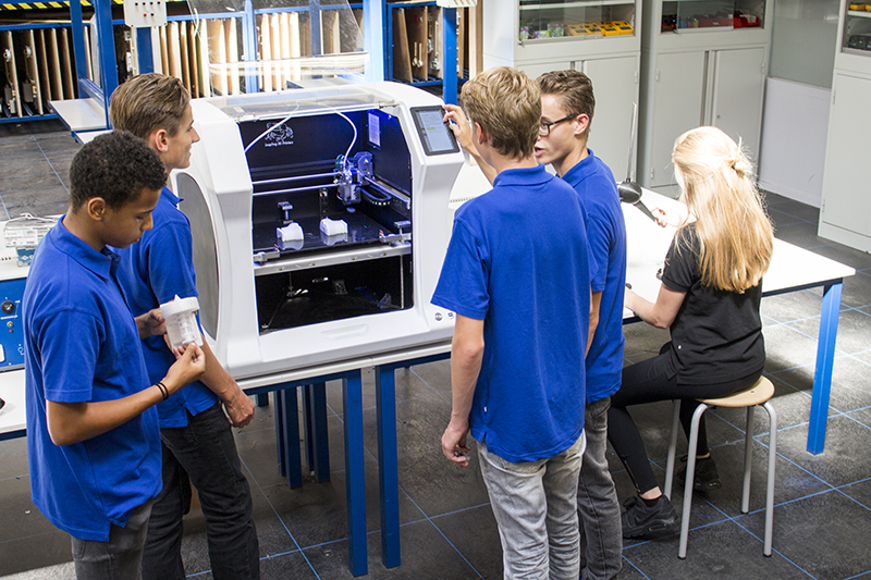 education and 3d printing