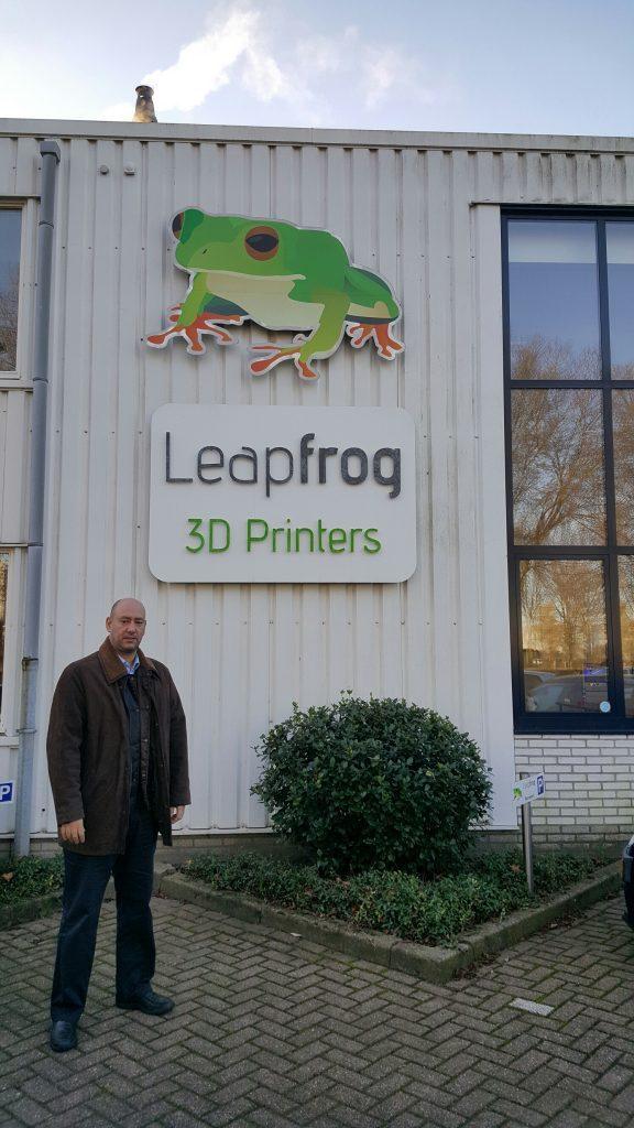 Alphanetrix, 3D printing, Leapfrog