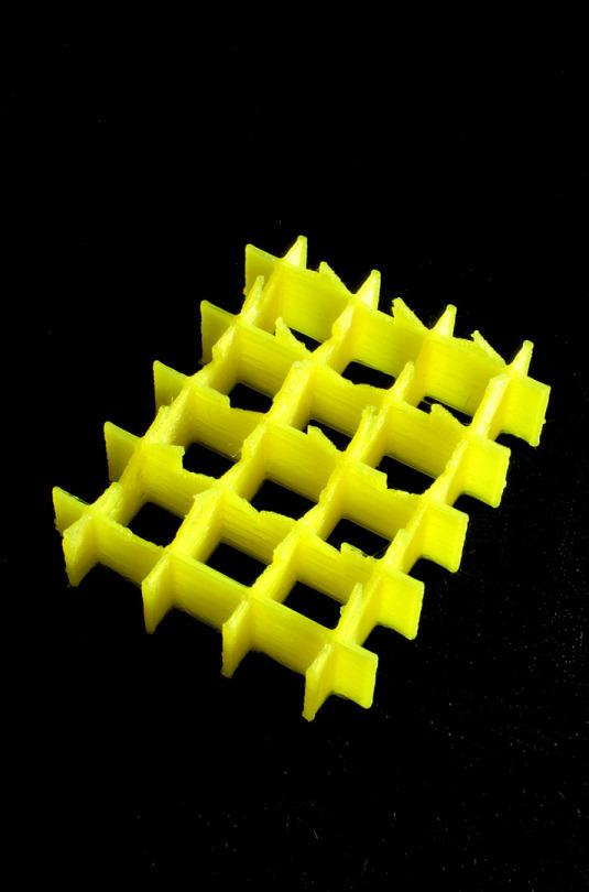 PLA filament print, Leapfrog 3D printers