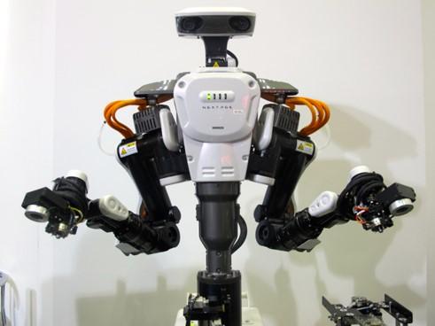 Rollomatic, Robot, 3D printing, Leapfrog, Bolt Pro 3D printer