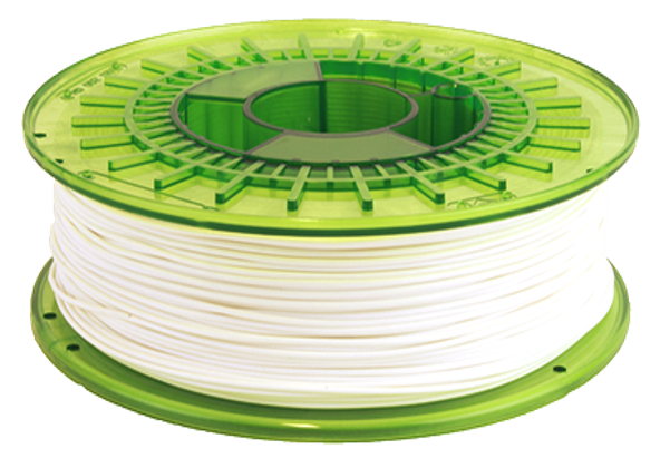 White ABS filament