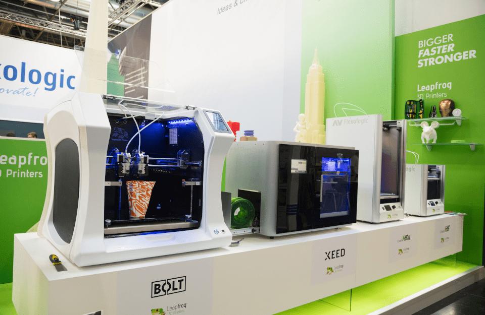 Leapfrog 3D printers mission