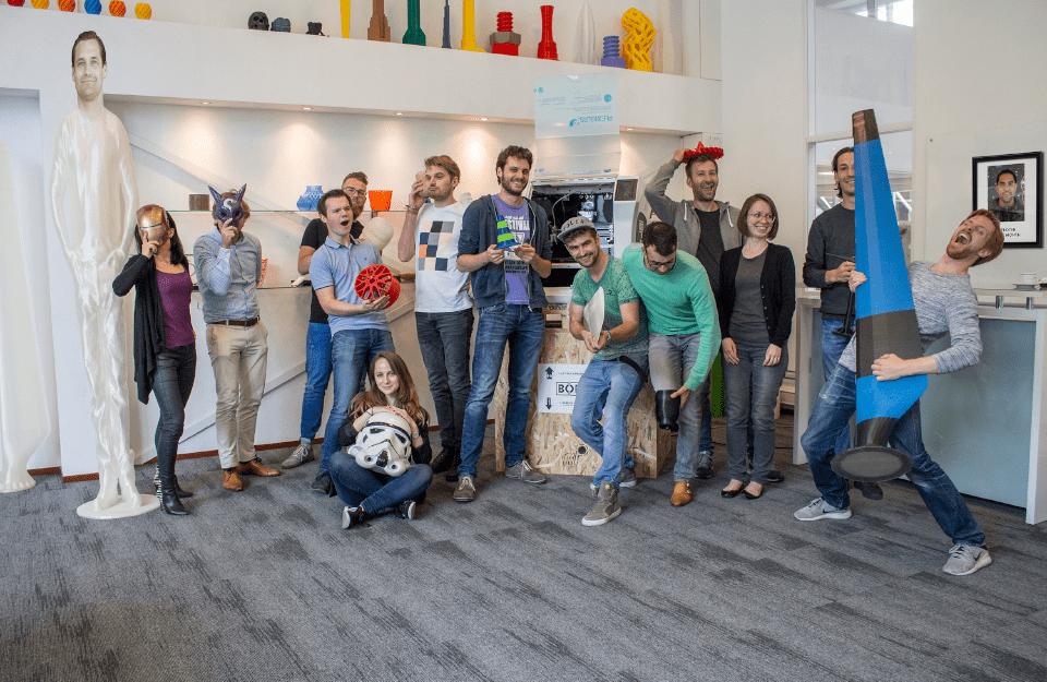 Leapfrog 3D printers