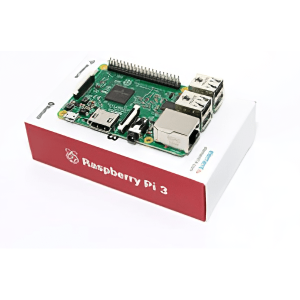 Raspberry Pi Board 3 B Min