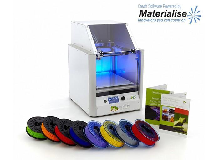 3d printing for education