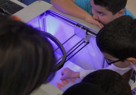 3D Printing in schools