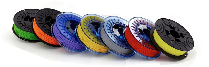 Leapfrog 3D Printers Filament