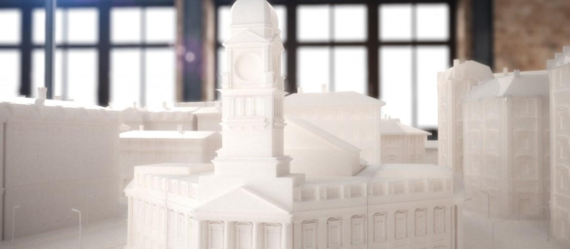 The best 3D printer for Architects