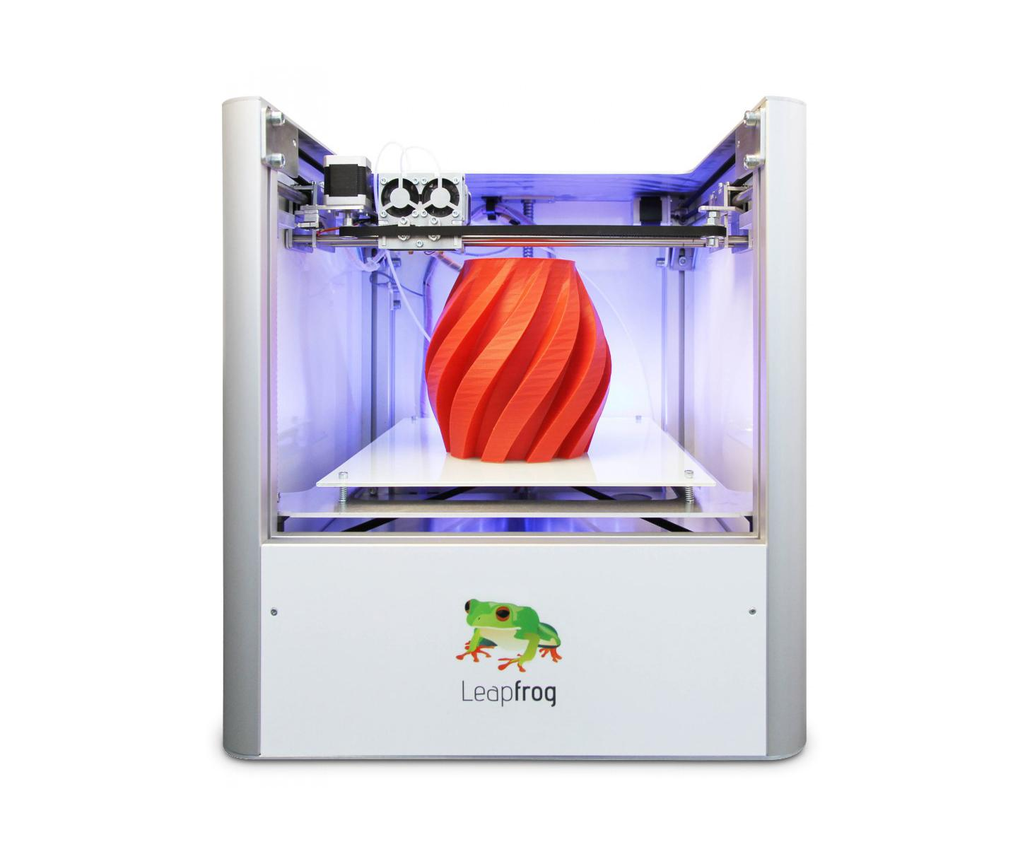 Leapfrog 3D Printer Creatr 2014