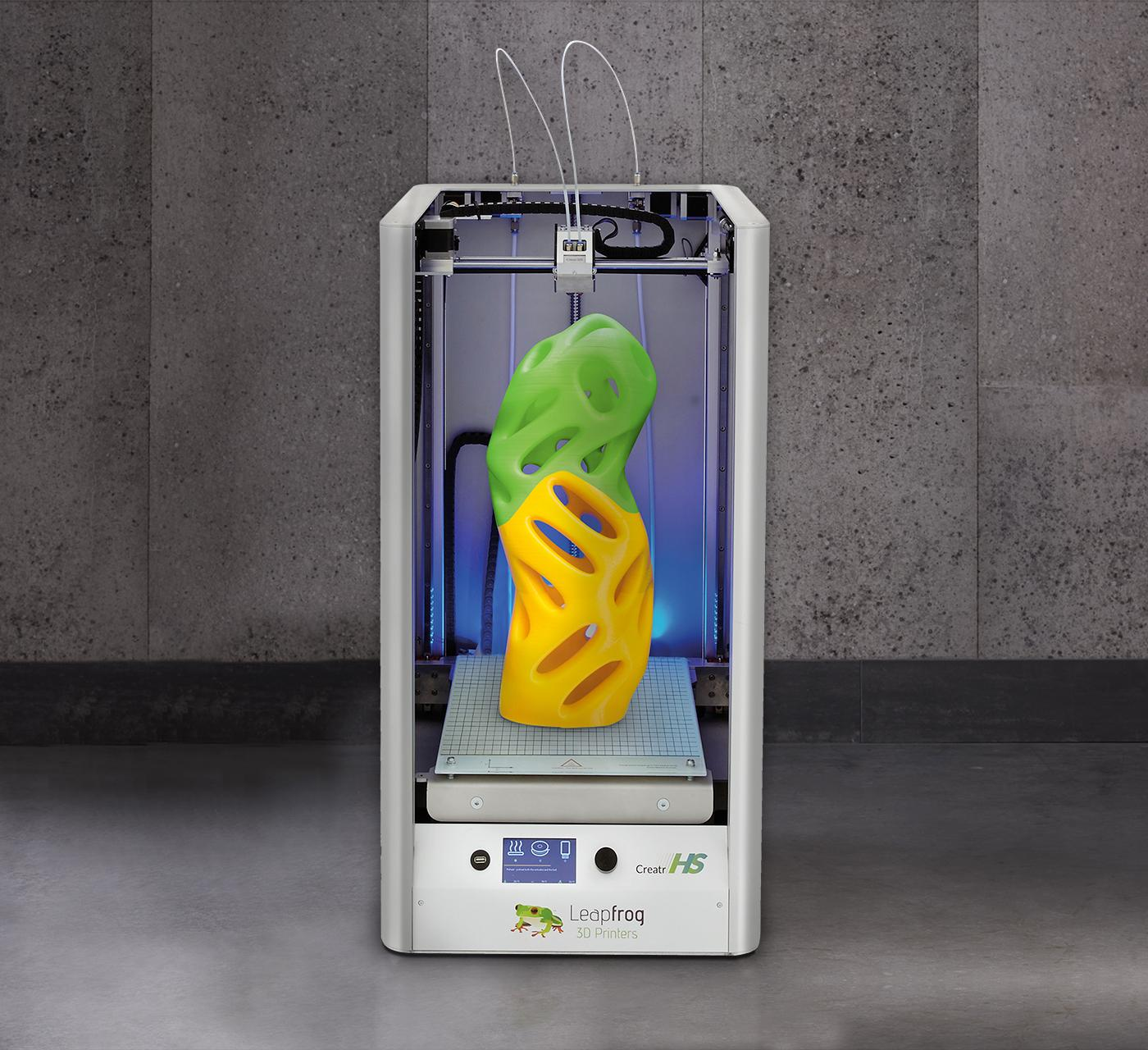 Leapfrog 3D Printer Creatr HS XL
