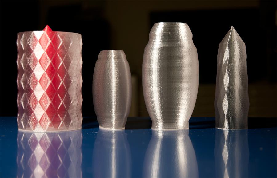 PET, 3D printer, Leapfrog, 3D printing