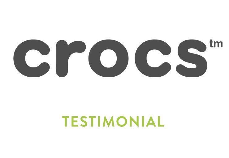 Crocs™ - Design Testimonial