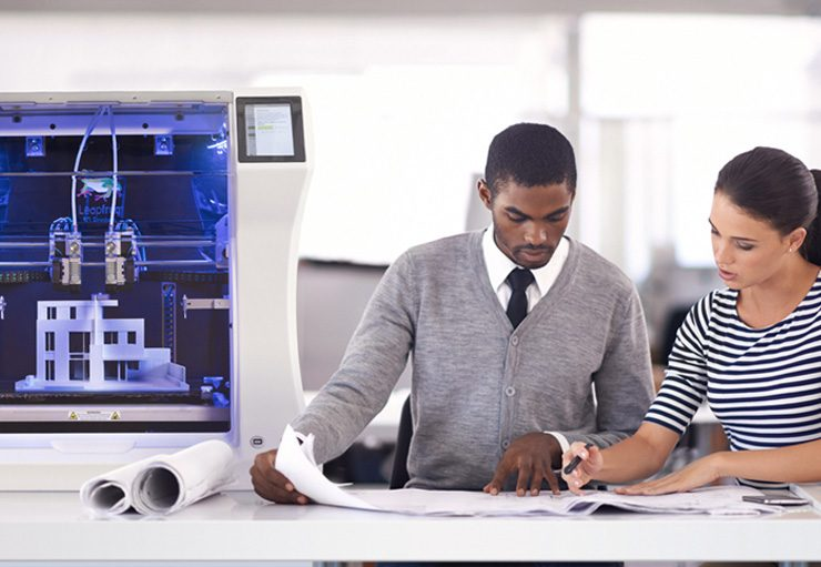 3D printing for Architects