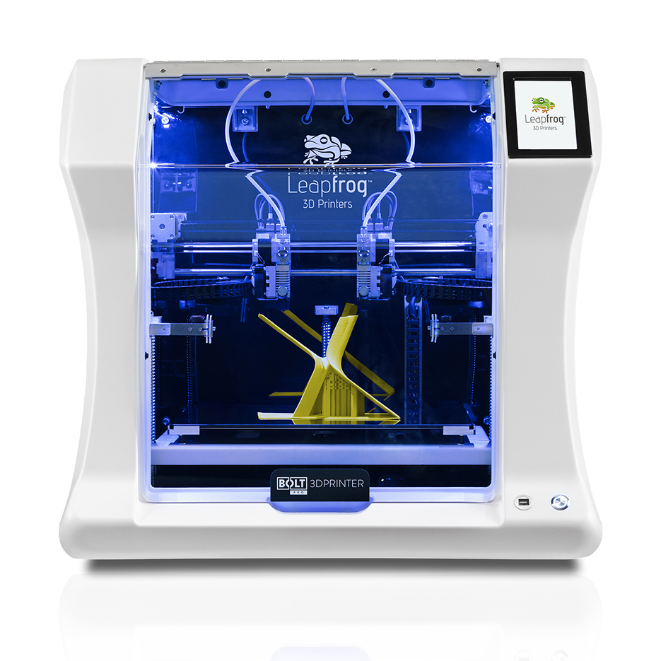 Bolt pro professional 3d printer - Leapfrog 3D Printers
