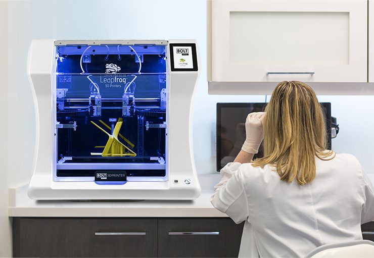 Applications of 3D printers in medicine