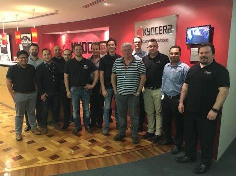 Kyocera and Leapfrog Partnership